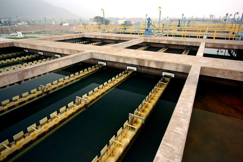 Water Treatment Plant of Huachipa